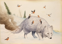 http://steambiz.com/files/gimgs/th-29_12_In-Search-For-The-True-North_100x70cm_2018_watercolor-and-gouache-on-cotton-paper.jpg